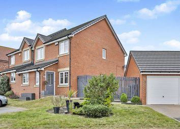 Thumbnail 3 bed semi-detached house for sale in Elm Crescent, Birtley, Chester Le Street