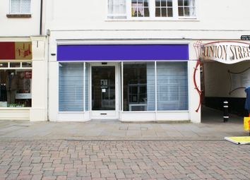 Thumbnail Retail premises to let in The Mall, Bridge Street, Andover