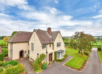 Thumbnail 5 bed detached house for sale in Repton, Derby, Derbyshire