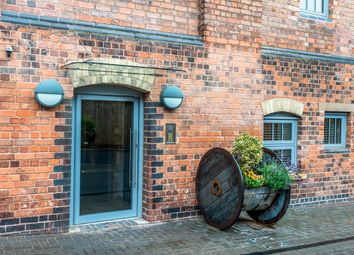 Thumbnail 2 bed flat for sale in Cairns Close, Lichfield