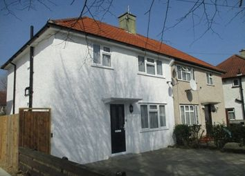 Thumbnail 3 bed semi-detached house for sale in Cosedge Crescent, Croydon