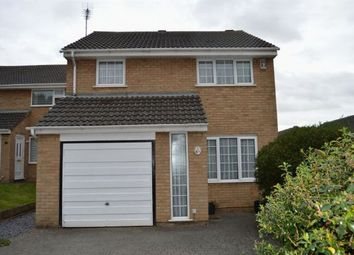 Thumbnail 3 bed detached house for sale in Marchwood Close, Watermeadow, Northampton