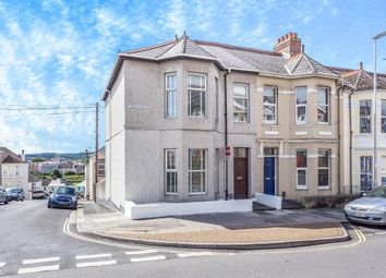 Thumbnail 4 bed end terrace house for sale in Beaumont Road, Plymouth