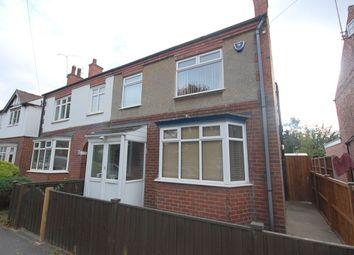 Thumbnail 3 bed semi-detached house for sale in Ecclesbourne Avenue, Duffield, Belper