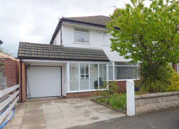 Thumbnail 4 bedroom semi-detached house to rent in Pine Tree Road, Huyton, Liverpool