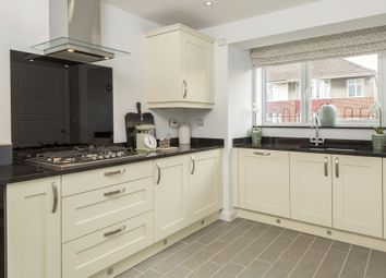 "Thumbnail 4 bed semi-detached house for sale in ""Woodbridge"" at Priorswood, Taunton"