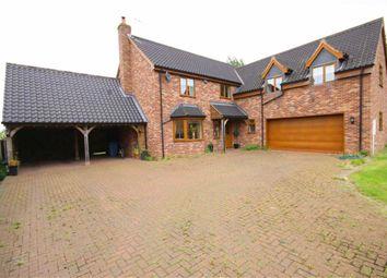 Thumbnail 5 bed detached house for sale in Outgang Road, Cottam, Nottinghamshire