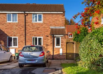 Thumbnail 1 bed end terrace house to rent in Sturdee Grove, York
