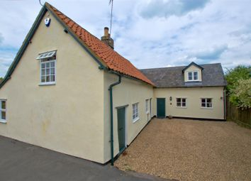 Thumbnail 4 bed detached house for sale in High Street, Haslingfield, Cambridge