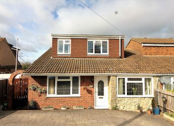 Thumbnail 4 bed semi-detached house for sale in Lords Wood Lane, Lordswood