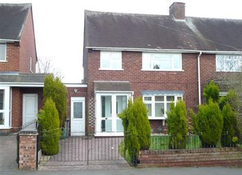 Thumbnail 3 bed semi-detached house for sale in Lichwood Road, Wednesfield, Wednesfield