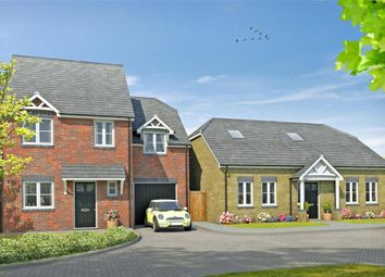 Thumbnail 3 bed detached house for sale in Weald Place, Worthing, West Sussex