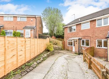 Thumbnail 1 bed property to rent in Barley Field, Bamber Bridge, Preston