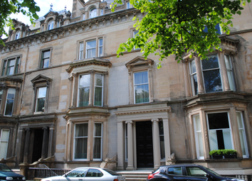 Thumbnail 2 bed flat to rent in Apartment 2, 3 Devonshire Terrace, Hyndland, 0Xe