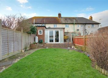 Thumbnail 2 bedroom terraced house for sale in Orient Road, Lancing, West Sussex