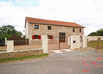 Thumbnail 4 bed barn conversion for sale in Chabanais, Charente, 16150, France