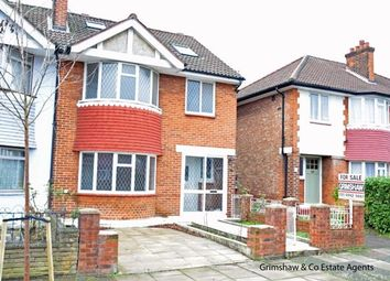 Thumbnail 4 bed semi-detached house for sale in Gibbon Road, Goldsmith Estate, Acton, London