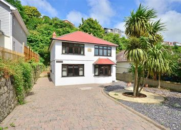 Thumbnail 3 bedroom detached house for sale in Gills Cliff Road, Ventnor, Isle Of Wight