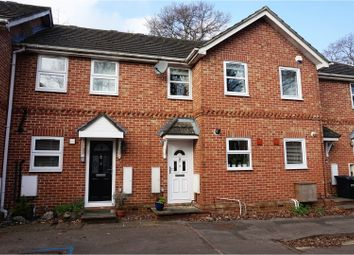 Thumbnail 2 bed terraced house for sale in Birchwood Gardens, Hedge End