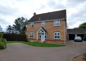 Thumbnail 4 bed detached house for sale in Eresbie Road, Louth