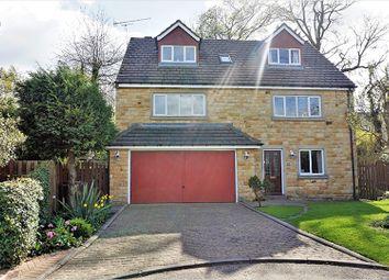 4 bed detached house for sale in Brookhouse Gardens, Parkin Lane, Apperley Bridge, Bradford BD10