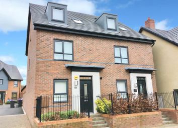 Thumbnail 4 bed detached house for sale in Duddell Street, Lawley Village