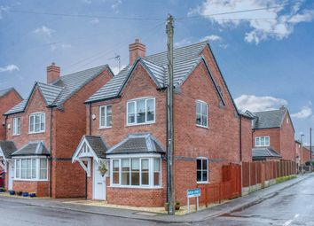 Thumbnail 3 bed link-detached house for sale in High Street, Astwood Bank, Redditch