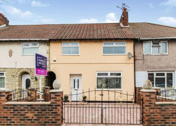 3 bed terraced house for sale in Jerningham Road, Liverpool L11