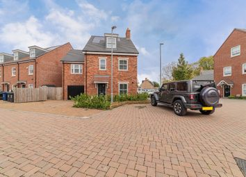 Thumbnail 5 bed detached house for sale in Mcready Road, Whetstone, London