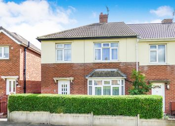 Thumbnail 3 bed terraced house for sale in Hambledon Avenue, Chester Le Street