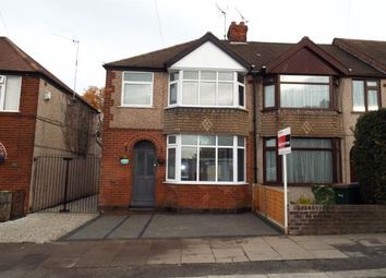 Thumbnail 3 bed end terrace house for sale in Morland Road, Holbrooks, Coventry, West Midlands