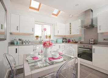 """Thumbnail 3 bed link-detached house for sale in """"The Hidcote"""" at Marton Road, Long Itchington, Southam"""