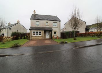Thumbnail 4 bed detached house for sale in Donald Wynd, Largs