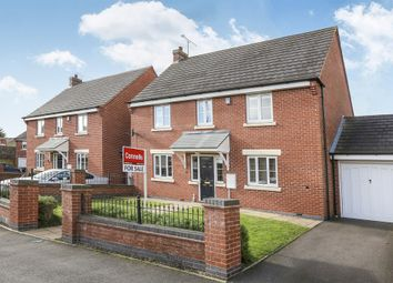 Thumbnail 4 bedroom link-detached house for sale in The Holmes, Fordhouses, Wolverhampton