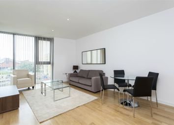 Thumbnail 2 bed flat for sale in Riverside Quarter, 3 Eastfields Avenue, London