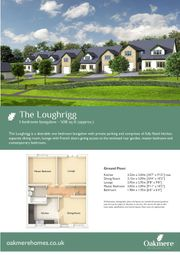 Thumbnail 1 bed bungalow for sale in Burton Road, Oxenholme, Kendal