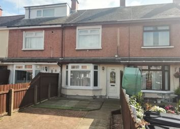 Thumbnail 2 bed terraced house to rent in Holmdene Gardens, Belfast