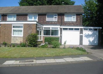 Thumbnail 3 bed terraced house to rent in Rectory Green, West Boldon, West Boldon