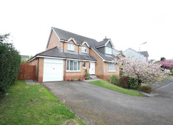 Thumbnail 4 bed detached house for sale in Beckfield Grove, Robroyston, Glasgow, Lanarkshire
