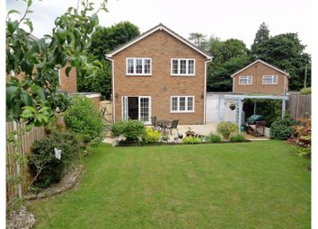 Thumbnail 4 bed detached house for sale in Rainbow Close, Old Basing, Basingstoke