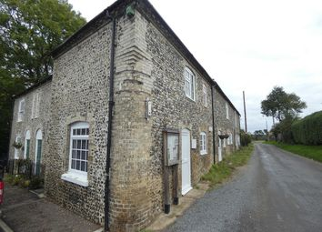 Thumbnail 1 bed flat to rent in White Lion Cottages, The Street, Croxton
