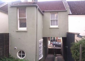 Thumbnail 1 bed terraced house to rent in St. Georges Road, Hastings