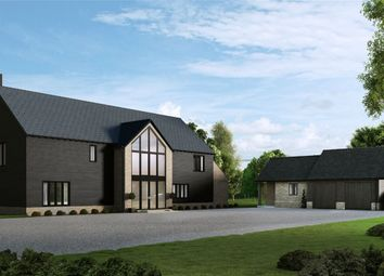 Thumbnail 5 bedroom detached house for sale in Abbey Lane, Swaffham Bulbeck, Cambridge