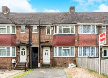 Thumbnail 3 bed terraced house for sale in Oakley Road, Southampton