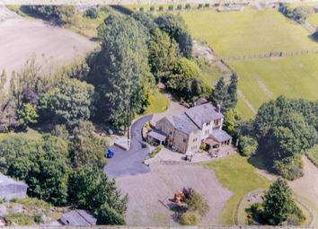 Thumbnail 6 bed detached house for sale in Long Lane, Charlesworth, Glossop, Derbyshire