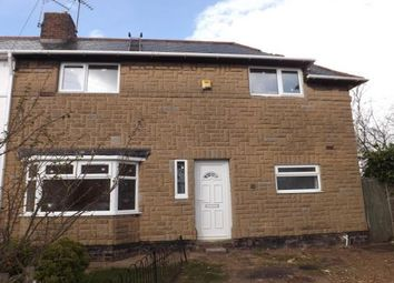 Thumbnail 3 bed semi-detached house to rent in Henry Avenue, Mansfield Woodhouse, Mansfield