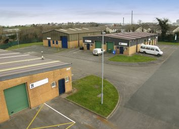 Thumbnail Light industrial to let in Unit 3B, Western Bank Industrial Estate, Wigton
