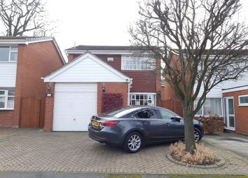 Thumbnail 3 bed detached house for sale in Joseph Creighton Close, Binley, Coventry