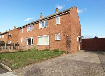 Thumbnail 3 bed semi-detached house for sale in Heron Road, Ipswich