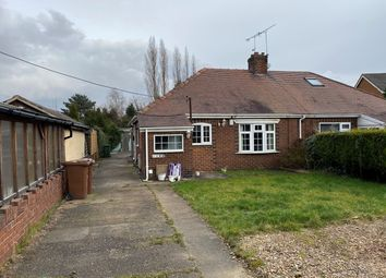 Thumbnail 2 bed bungalow to rent in Penarth Terrace, Upton, Pontefract